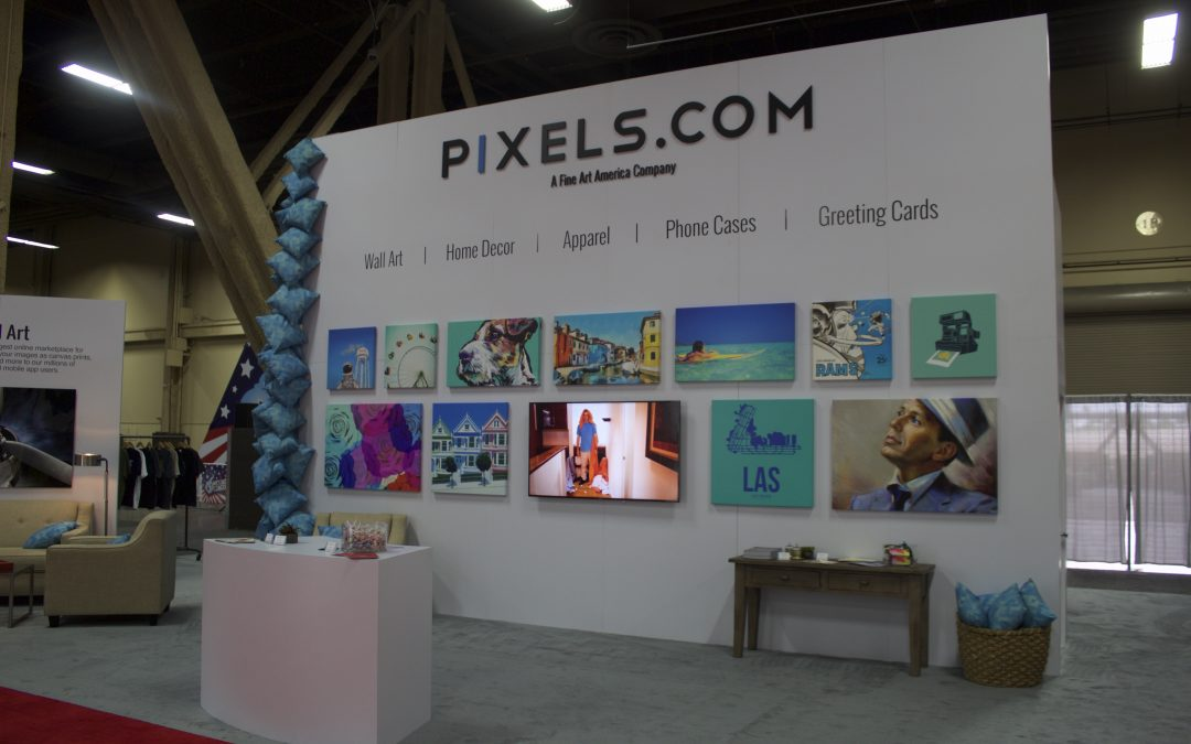 Pixels.com First Appearance at Licensing Expo 2015!