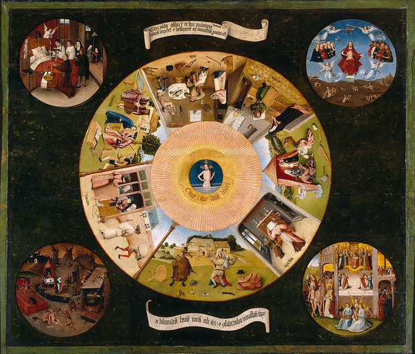 The Celebrated Work of Bosch