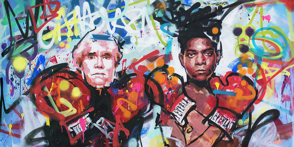 In Celebration of Basquiat