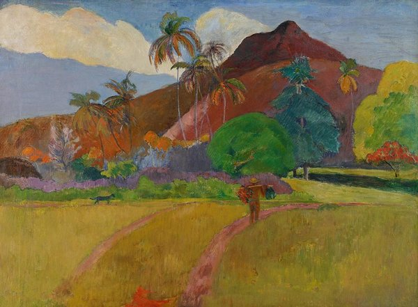 An Ode to Gauguin and Primitivist Art